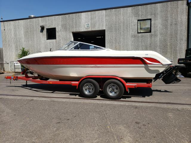 2004 Stingray Boat With Trailer for sale in Ham Lake, MN