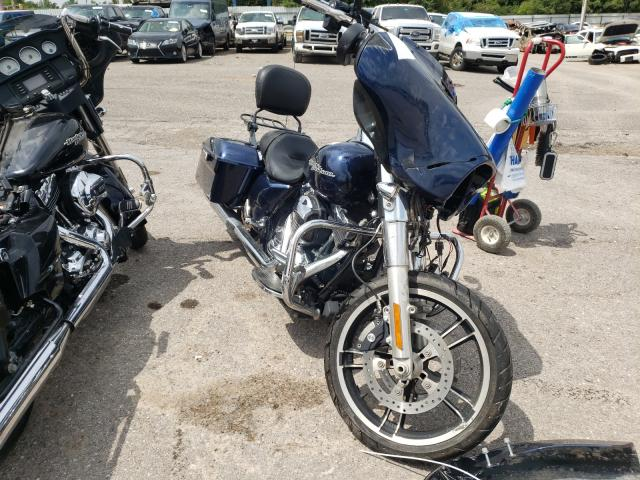 Salvage cars for sale from Copart Oklahoma City, OK: 2014 Harley-Davidson Flhx Street