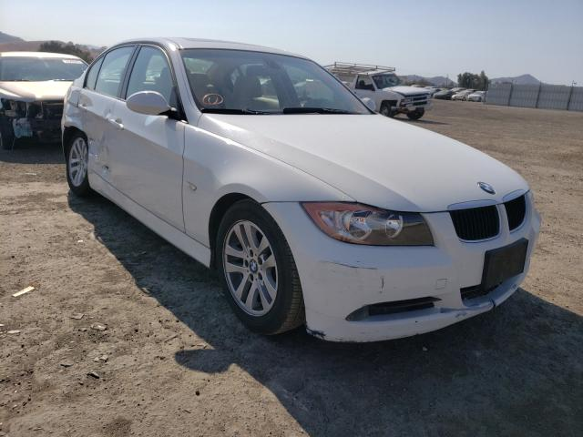 Salvage cars for sale from Copart San Martin, CA: 2006 BMW 325 I
