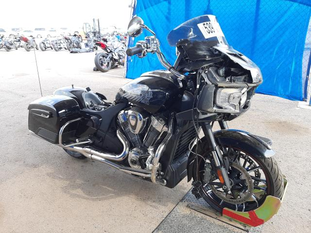Salvage cars for sale from Copart Phoenix, AZ: 2021 Indian Motorcycle Co. Challenger