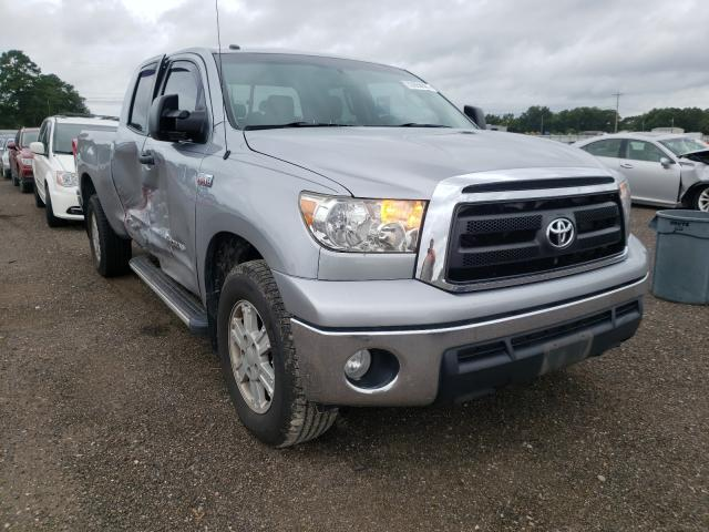 Salvage cars for sale from Copart Newton, AL: 2012 Toyota Tundra DOU