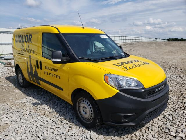 Salvage cars for sale from Copart Louisville, KY: 2019 Dodge RAM Promaster
