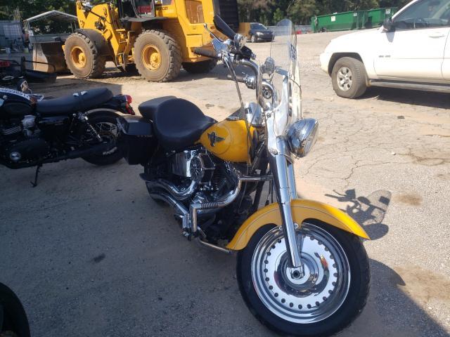2011 Harley-Davidson Flstf en venta en Austell, GA