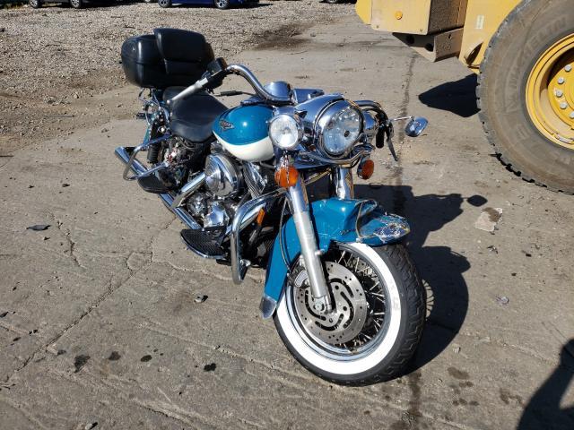 Harley-Davidson salvage cars for sale: 2001 Harley-Davidson Flhrci
