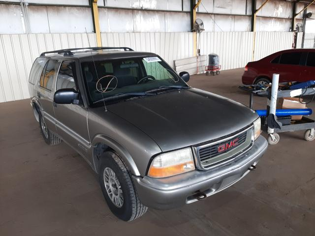 GMC Jimmy salvage cars for sale: 2001 GMC Jimmy