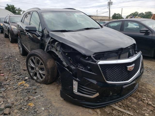 Cadillac Vehiculos salvage en venta: 2021 Cadillac XT5 Sport