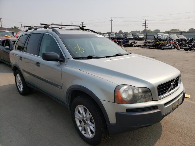 Salvage cars for sale at Nampa, ID auction: 2004 Volvo XC90