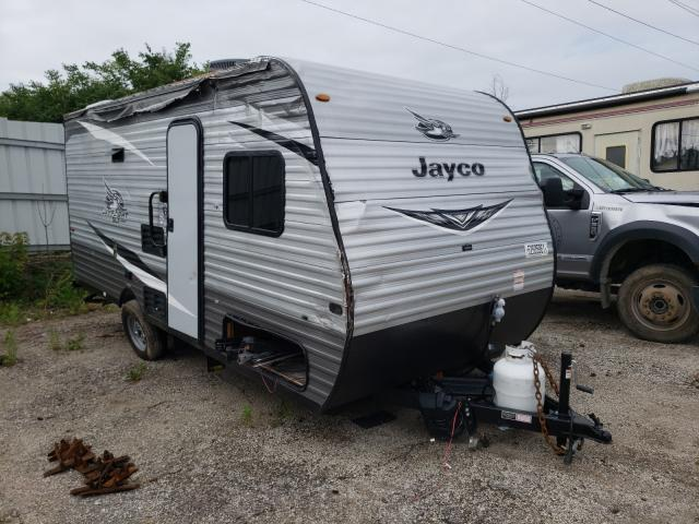 Jayco JAY Flight salvage cars for sale: 2021 Jayco JAY Flight
