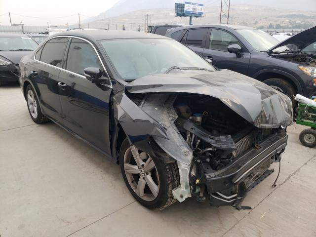 Vehiculos salvage en venta de Copart Farr West, UT: 2014 Volkswagen Passat S