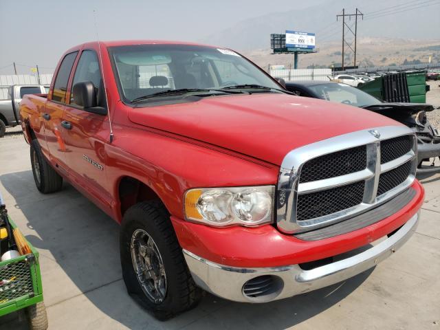 Vehiculos salvage en venta de Copart Farr West, UT: 2005 Dodge RAM 1500 S