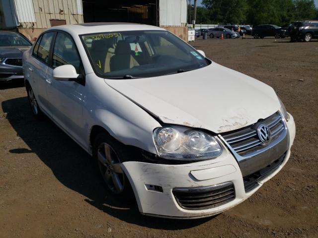 Volkswagen salvage cars for sale: 2009 Volkswagen Jetta S