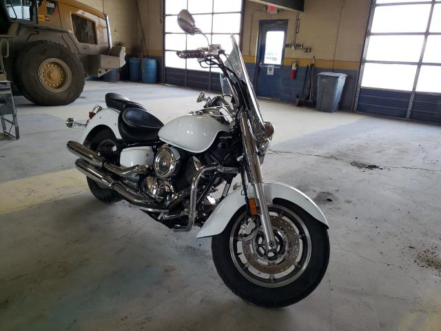 Salvage cars for sale from Copart Indianapolis, IN: 2007 Yamaha XVS1100