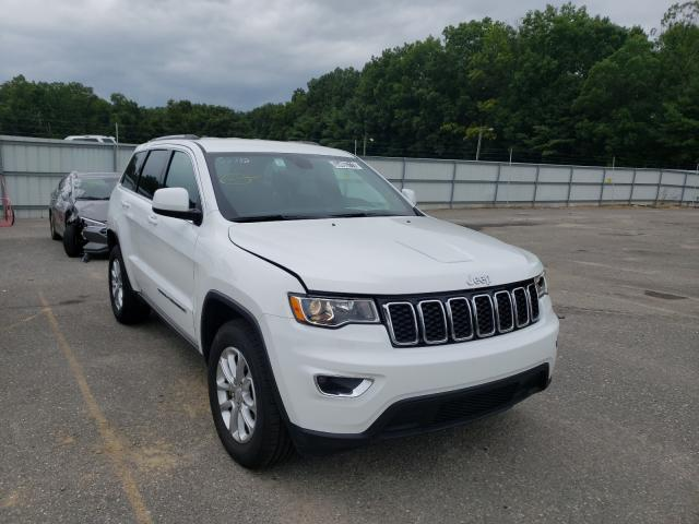 Salvage cars for sale from Copart Glassboro, NJ: 2021 Jeep Grand Cherokee