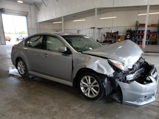 Vehiculos salvage en venta de Copart Avon, MN: 2013 Subaru Legacy 2.5