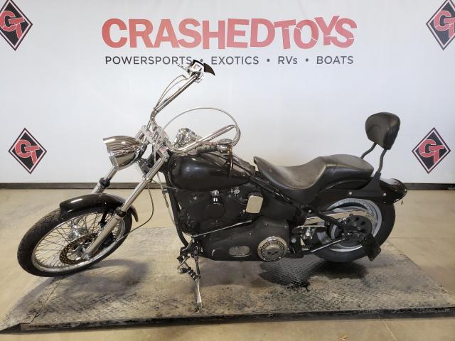 Vehiculos salvage en venta de Copart Eldridge, IA: 1999 Harley-Davidson Fxstb