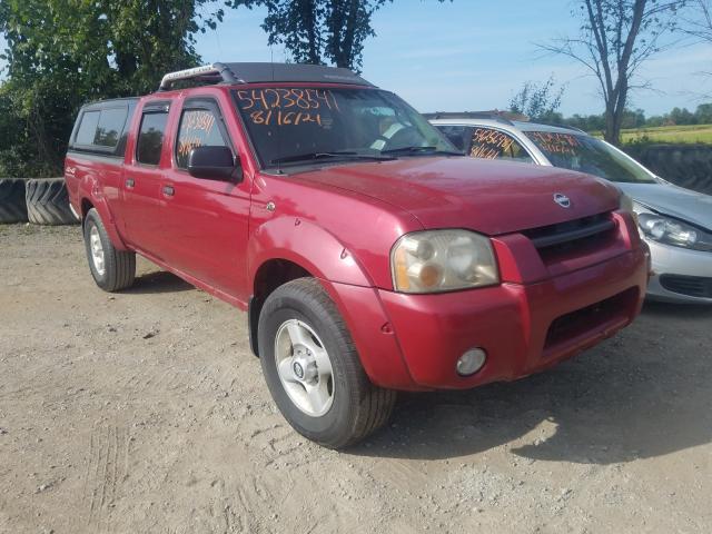 2002 Nissan Frontier C en venta en West Warren, MA