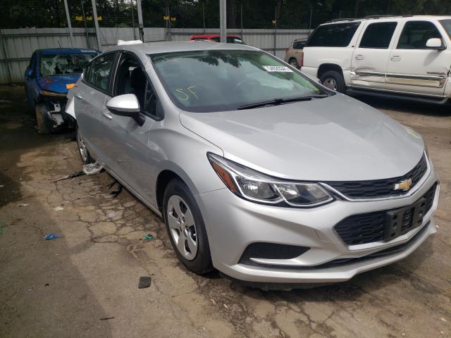 Vehiculos salvage en venta de Copart Austell, GA: 2017 Chevrolet Cruze LS