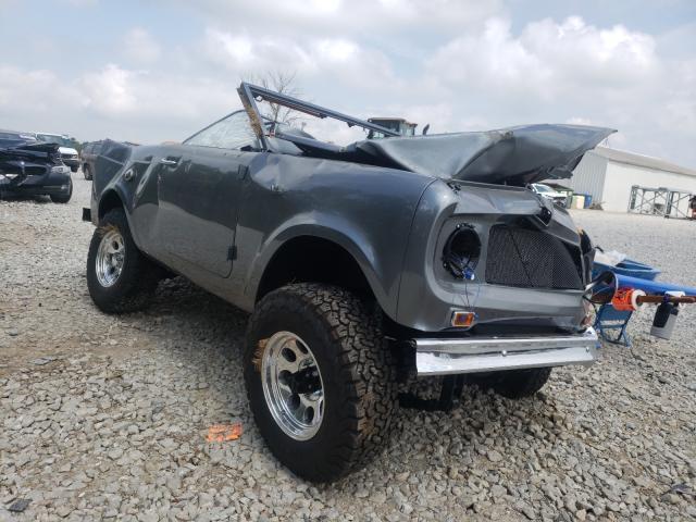 International salvage cars for sale: 1966 International Scout Trvl