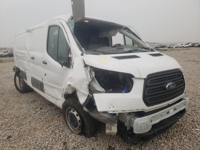 Salvage trucks for sale at Magna, UT auction: 2018 Ford Transit T