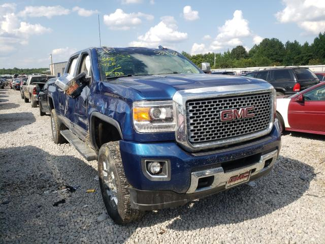 Salvage cars for sale from Copart Memphis, TN: 2016 GMC Sierra K25