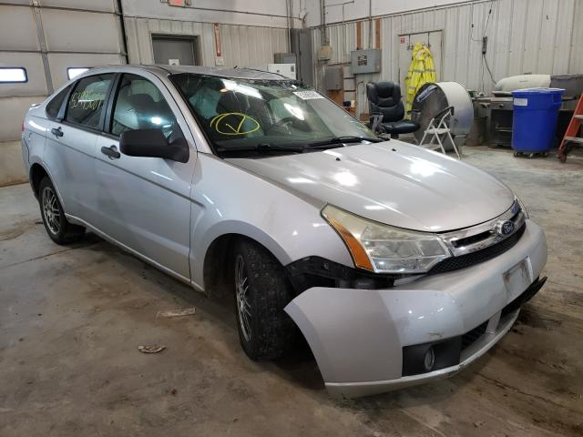Salvage cars for sale from Copart Columbia, MO: 2010 Ford Focus SE
