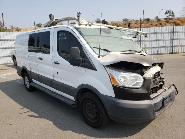 Vehiculos salvage en venta de Copart Sun Valley, CA: 2016 Ford Transit T