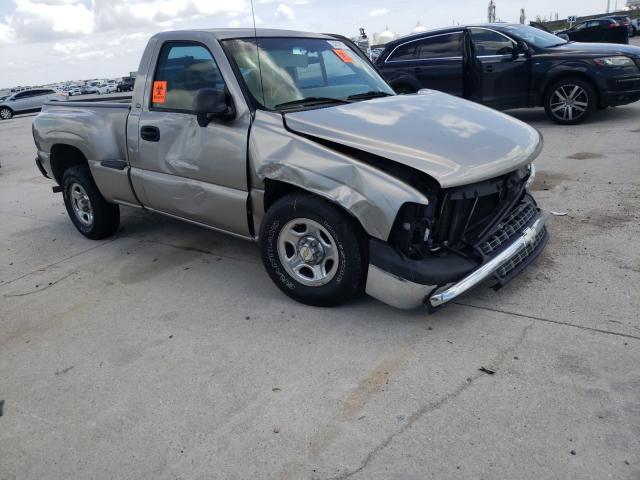Vehiculos salvage en venta de Copart New Orleans, LA: 2002 Chevrolet Silverado