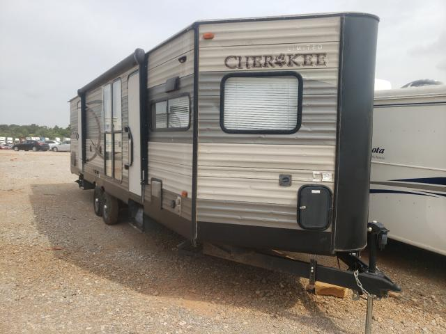 Salvage trucks for sale at Oklahoma City, OK auction: 2017 Che0 Trailer