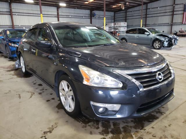 Vehiculos salvage en venta de Copart Jacksonville, FL: 2015 Nissan Altima 2.5