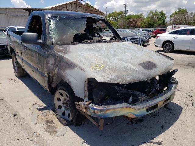 Salvage cars for sale from Copart Corpus Christi, TX: 2006 GMC New Sierra