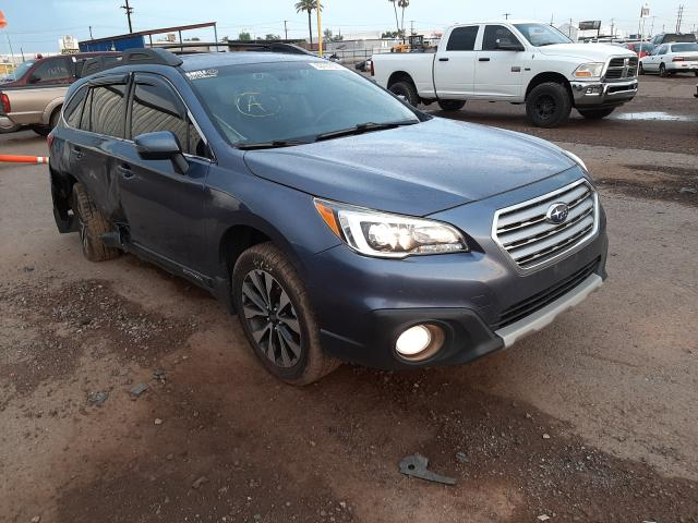 Subaru salvage cars for sale: 2015 Subaru Outback 2
