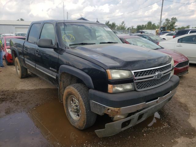 Chevrolet Silverado salvage cars for sale: 2005 Chevrolet Silverado