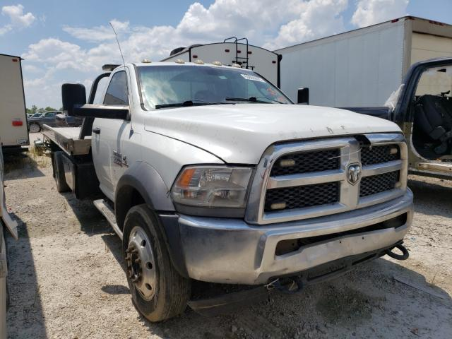 Salvage cars for sale from Copart Houston, TX: 2014 Dodge RAM 5500