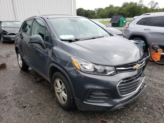 Vehiculos salvage en venta de Copart Jacksonville, FL: 2019 Chevrolet Trax LS