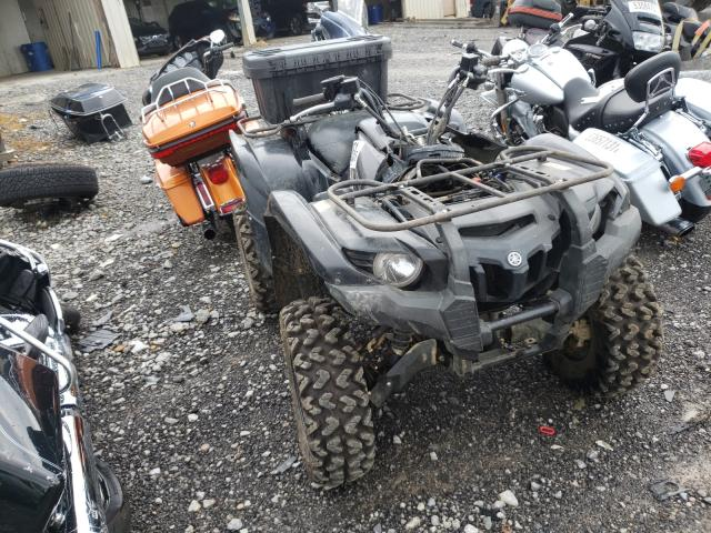 Salvage cars for sale from Copart Madisonville, TN: 2009 Yamaha YFM700 FWA