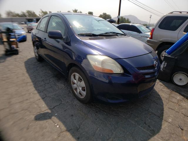 Salvage cars for sale from Copart Colton, CA: 2007 Toyota Yaris