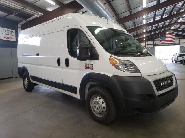 Vehiculos salvage en venta de Copart East Granby, CT: 2019 Dodge RAM Promaster