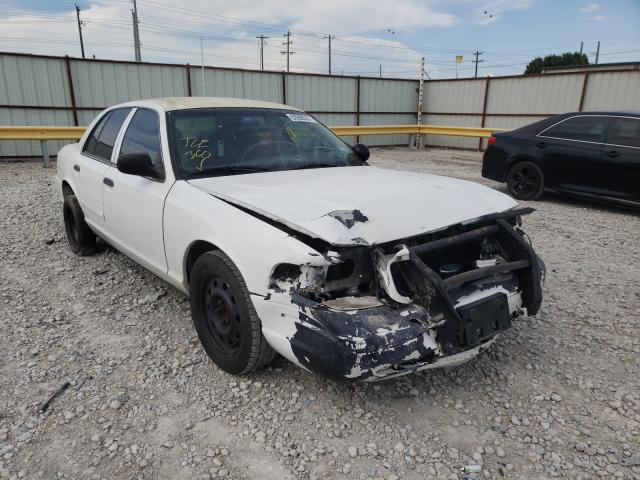 Salvage cars for sale from Copart Haslet, TX: 2003 Ford Crown Victoria