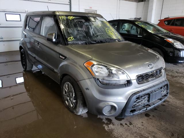 Salvage cars for sale from Copart Blaine, MN: 2013 KIA Soul