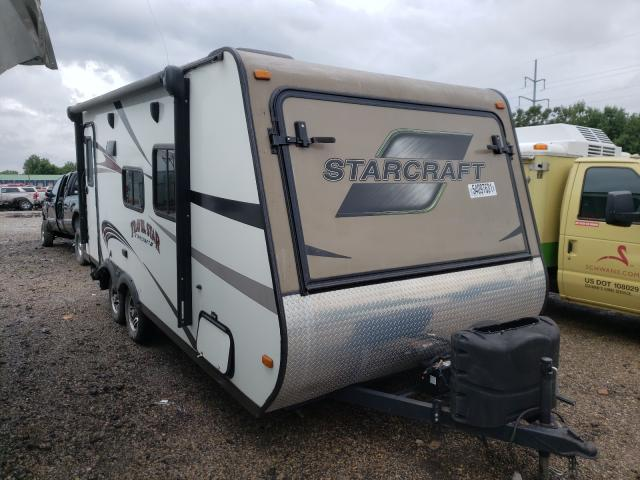 Salvage cars for sale from Copart Columbus, OH: 2015 Starcraft Travelstar