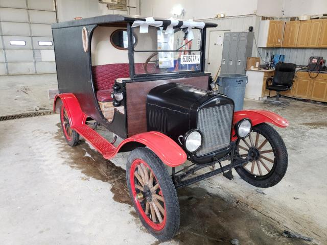Salvage cars for sale from Copart Columbia, MO: 1920 Ford Model T