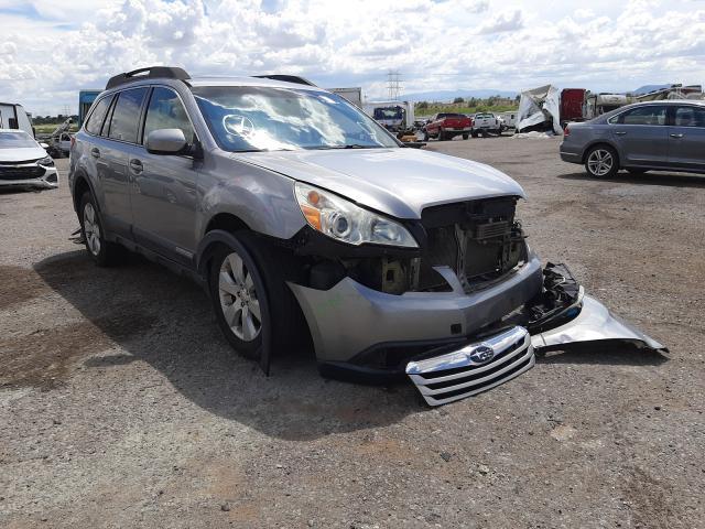 Subaru salvage cars for sale: 2010 Subaru Outback 2