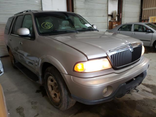 Lincoln salvage cars for sale: 2001 Lincoln Navigator