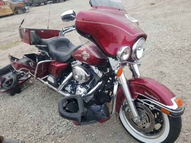 Salvage cars for sale from Copart Bismarck, ND: 2005 Harley-Davidson Flhtcui