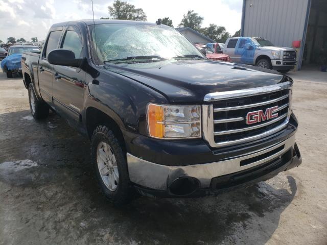 Salvage cars for sale from Copart Sikeston, MO: 2012 GMC Sierra K15