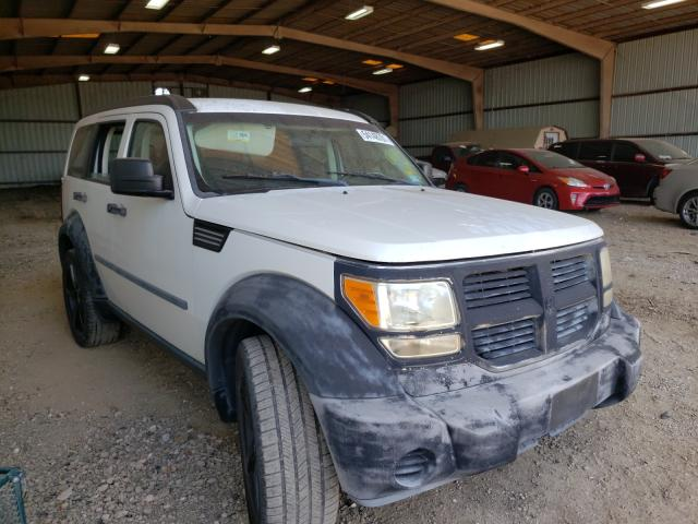 Salvage cars for sale from Copart Houston, TX: 2007 Dodge Nitro SXT