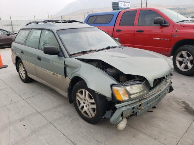 Subaru Vehiculos salvage en venta: 2003 Subaru Legacy Outback