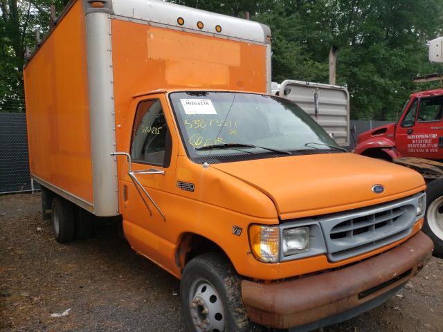 Vehiculos salvage en venta de Copart New Britain, CT: 2001 Ford Econoline