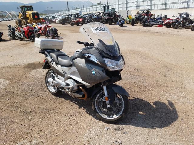 Vehiculos salvage en venta de Copart Colorado Springs, CO: 2011 BMW R1200 RT