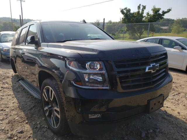 Salvage cars for sale from Copart Madison, WI: 2018 Chevrolet Tahoe K150